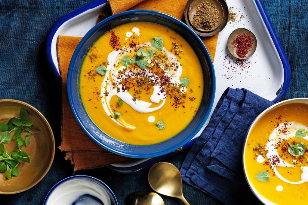 Supe cremă de legume (rețete) – delicioase, rapide și extrem de sănătoase