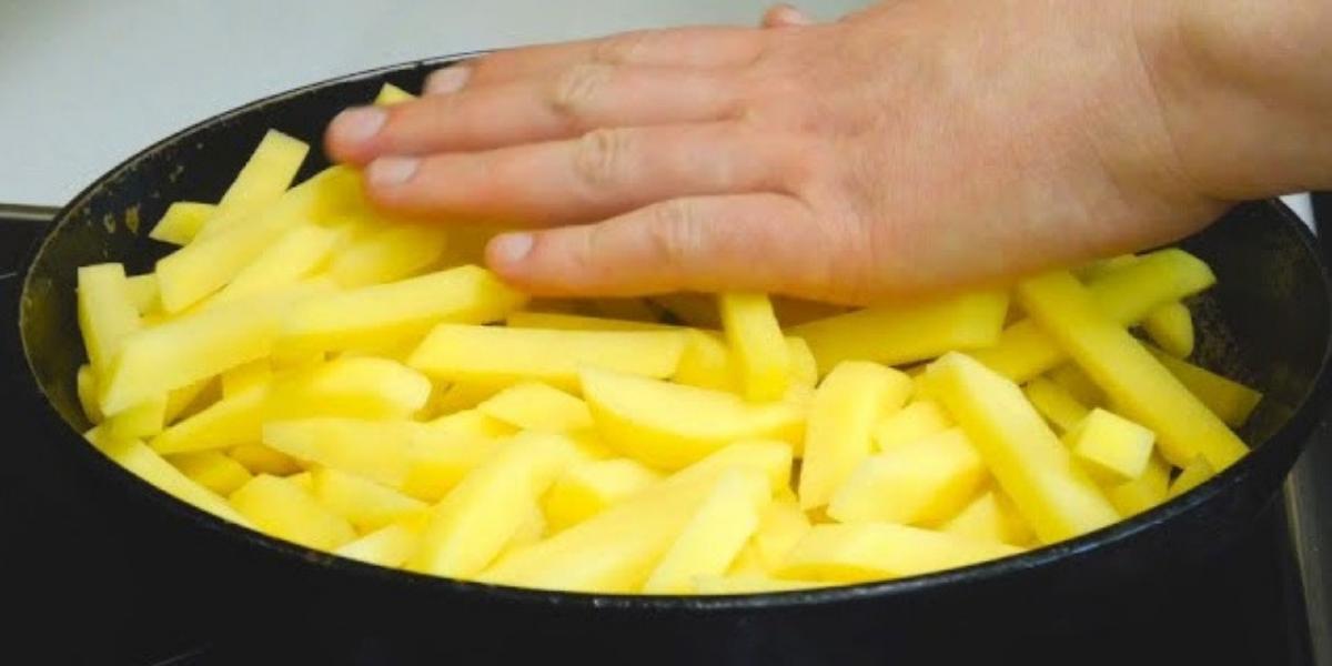 Cum să prăjiți cartofii pentru a cere o porție în plus! Toate secretele de prăjire corectă!